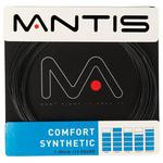 Mantis Comfort Synthetic Tennis String - Sets (Black)