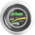Prince Tour Xtra Power 16/17 Tennis String - 200m Reels (Green/Black/Red)