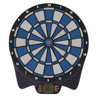 Unicorn MK 2 Electronic LCD Soft Tip Dartboard Set