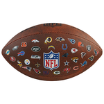 Wilson NFL 32 Team Logo American Football