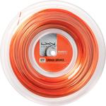 Luxilon Savage Orange 127 200m Tennis String Reel