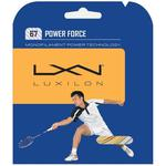 Luxilon Power Force Badminton String Set - Gold