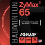 Ashaway Zymax 65 Badminton Strings - 10m Set (Various Colours)