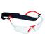 Tecnifibre Eye Protection Glasses - Red
