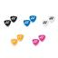 Yonex Vibration Dampeners (Pack of 2): Various Colours