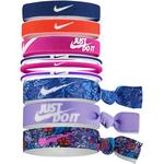 Nike Youth Ponytail Holders (Pack of 9) - Multi-coloured