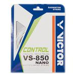 Victor VS 850 Control Badminton String Set - White