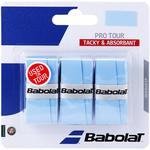 Babolat Pro Tour Overgrips (3 Pack) - Blue