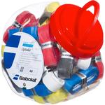 Babolat Uptake Replacement Grips (Jar of 30) - Assorted Colours