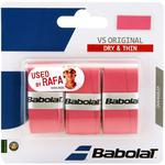 Babolat VS Original Overgrips (3 Pack) - Pink