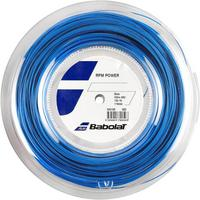 Babolat RPM Power 17 (1.25mm) 200m Tennis String Reel - Blue