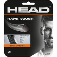 Head Hawk Rough Tennis String Set - Anthracite