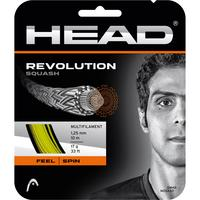 Head Revolution Squash String Set - Yellow