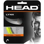Head Lynx Tennis String Set - Neon Yellow