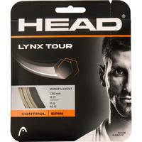 Head Lynx Tour Tennis String Set - Natural