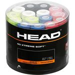 Head Xtreme Soft Overgrip (Basket of 60) - Multi-Colour
