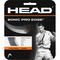 Head Sonic Pro Edge Tennis String Set - Anthracite