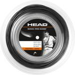 Head Sonic Pro Edge 200m Tennis String Reel - Anthracite