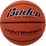 Baden Contender Basketball - Cream/Tan (Choose Size)