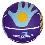 Baden Skilcoach Basketball - Dark Blue/White (Choose Size)