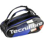 Tecnifibre Air Endurance 12 Racket Bag - Black/Blue