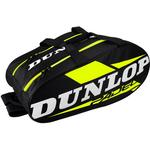 Dunlop Thermo Play Padel Bag - Black/Yellow