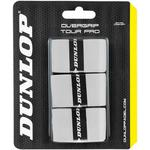 Dunlop Tour Pro Padel Overgrip (Pack of 3) - White