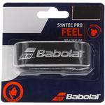 Babolat Syntec Pro Replacement Grip - Black/Silver