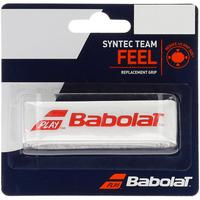 Babolat Syntec Team Grip - White/Red