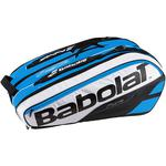 Babolat Pure 12 Racket Bag - Blue/White