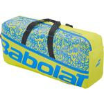 Babolat Duffel M Classic - Yellow Lime/Blue