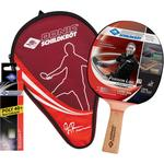 Schildkrot Persson 600 1 Player Table Tennis Bat Set