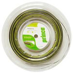 Prince Twisted 16L (1.27mm) 100m Tennis String Reel - Black/Yellow