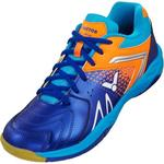 Victor Mens AS-36W Indoor Court Shoes - Blue/Orange