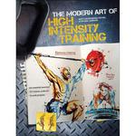 The Modern Art of High Intensity Training - Paperback Book