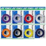 Yonex AC102EX Super Grap Grips (Pack of 3) - White