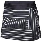 Nike Womens Court Printed Skort - Black/White