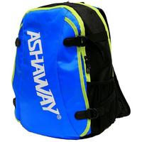 Ashaway AHS07 Backpack - Blue/Lime