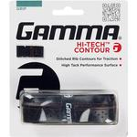 Gamma Hi-Tech Contour Replacement Grip - Black