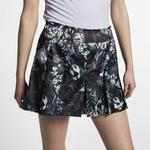 Nike Womens Flex Tennis Skort - Black/Oxygen Purple