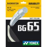Yonex BG65 Badminton String Set (Choose Colour)