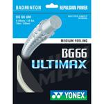 Yonex BG66 Ultimax Badminton String Set - Choose Colour