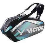 Victor (BR9208) 12 Racket Bag - Moonless Night/Cockatoo Green
