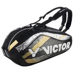 Victor (BR9208) 12 Racket Bag - Moonless Night/Light Gold