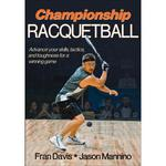 Championship Racketball - Paperback Book