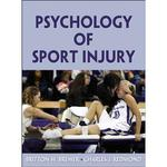 Psychology of Sport Injury - Paperback Book