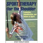 Sport Therapy for the Shoulder (With Online Video) - Paperback Book