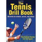 The Tennis Drill Book (2nd Edition) - Paperback Book