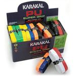 Karakal PU Super Grips Duo (Pack of 24) - Assorted Colours