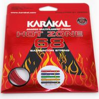 Karakal Hot Zone 68 Badminton String Set - Choose Colour